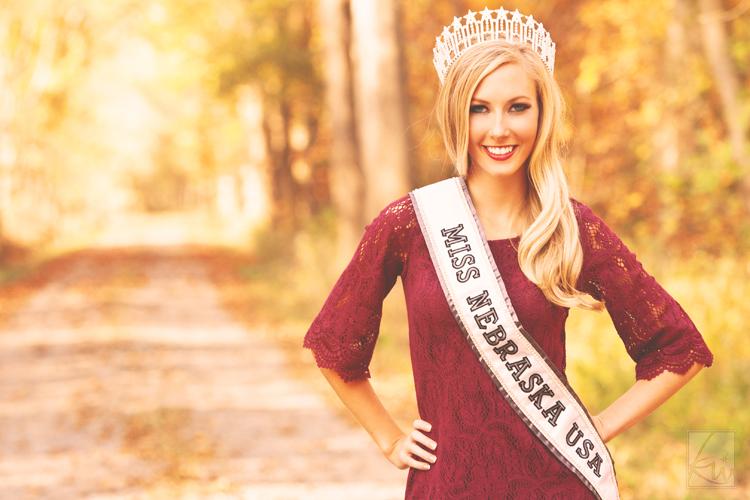 Miss Nebraska 2013 Ellie Lorenzen