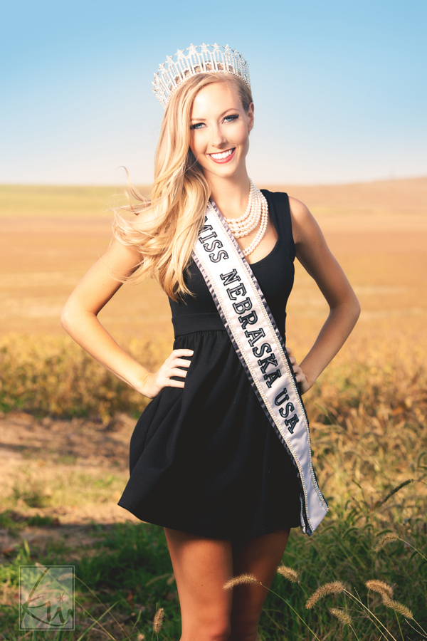 34. Promo Photos of Miss Nebraska 2013 - Ellie Lorenzen
