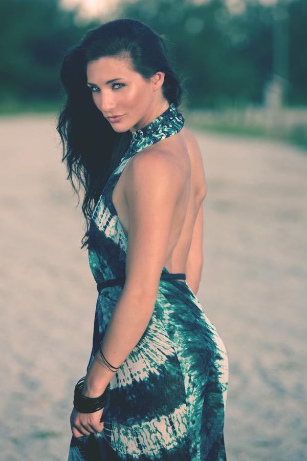 Fitness Model Amanda Maitino