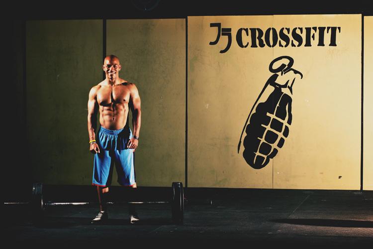 fitness trainer Harold